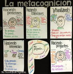 The Second Grade Superkids: Metacognition Masters Dual Language Classroom, Bilingual Classroom, Bilingual Education, Spanish Classroom, Classroom Ideas, Spanish Teaching Resources, Spanish Language Learning, Spanish Lessons, French Lessons