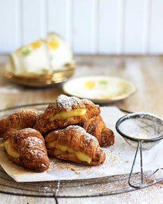 Milk Tart Croissant