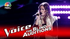 """The Voice 2016 Blind Audition - Natasha Bure: """"Can't Help Falling in Love"""""""