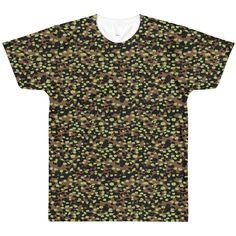 German WWII Polyspot Spring CAMO T-Shirt