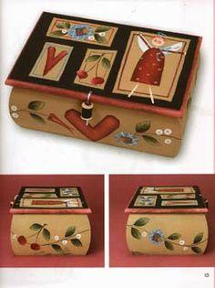 HomeCraft Express - Folk Art Fun 'N Funky