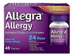 awesome Allegra Allergy 45ct Plus Bonus - For Sale View more at http://shipperscentral.com/wp/product/allegra-allergy-45ct-plus-bonus-for-sale/