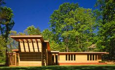 Pope-Leighey House | Alexandria, Virginia | Frank Lloyd Wright | photo by Maxwell Mackenzie
