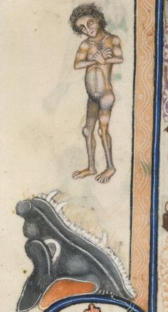 Road to Hell (@BLMedieval, Luttrell Psalter)