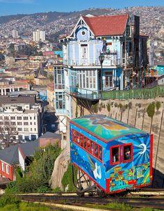 Valparaiso, c'est le nouveau San Francisco San Francisco, Chile, North America, Travelling, Street Art, Hawaii, Destinations, United States, Florida