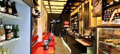 Caffè Pascucci Bio   Google Maps Business View Tour Virtuale   GuardaDentro! - 360° pano - foto d'interni