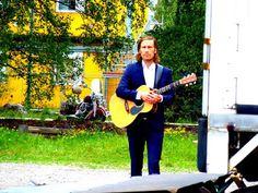 #rockphotography my concert photography: Matti Johannes Koivu mukavassa Herttoniemi Block Partyssä eilen Concert Photography, Blazer, Jackets, Men, Fashion, Down Jackets, Moda, Fashion Styles, Blazers