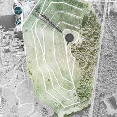 SITE PLAN WIDE: PLAY LANDSCAPE BE-MINE