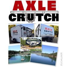 The AxleCrutch crew will be at the #RollinsLake #LongRavineResort in Colfax, CA this weekend!  Stop by for information and the first five (5) people to mention this post will get a free hat, cool koozies and a 25% discount on an #AxleCrutch or #AxleCrutchHD  Check out the AxleCrutch install video on YouTube at: http://youtu.be/i_jYFbV6pWE  #towing #towingtrouble #roadsideassistance #roadsiderepair #tripender #gorving #rv #vetowned #MadeInAmerica #MadeInUSA #tire #wheel #hub #spindle…