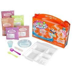 Yummy Nummies Sushi Maker Kit Candy Sushi Kids Crafts Cooking Set Boys Girls New…