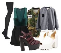 """""""Something different"""" by indigospolyvore on Polyvore featuring Topshop and IRO"""