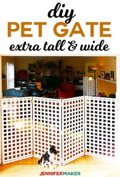 DIY Pet Gate / Baby