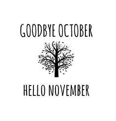 Goodbye ... 🍁  Hello ❤ on We Heart It