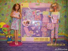 Barbie Doll Maternity Midge Happy Family Mattel Fashion SET12 Clothes Shoes | eBay