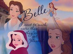 Belle | the BEST princess, hands down