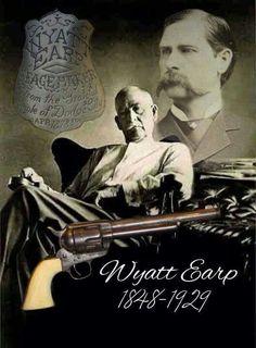 Wyatt Earp...