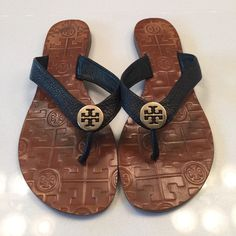 Tory Burch Thora Tory Burch Thora black size 6. does not come with box or dust bag. Tory Burch Shoes Sandals