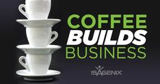 Isagenix Coffee is a new and exciting member of our product family. Since its launch at Celebration 2015 in San Diego, the coffee craze has been moving at full speed. The demand for coffee is there—most people already use it in their daily routine. The only thing left is to share it with everyone you know, and we have the tools to make it easy.