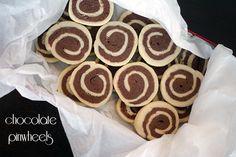 Chocolate Pinwheels Recipe