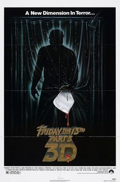 Return to Main Page for Friday the 13th Part 3 Posters