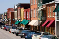 Weston, Missouri is Kansas City's favorite day-trip town and for good reason: all 22 blocks of the town is on The National Register of Historic Places. Vacation Places, Vacation Spots, Places To Travel, Vacations, Vacation Ideas, Weekend Trips, Day Trips, Great Places, Places To See