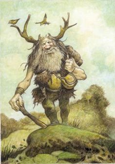 Olaf the Mountain Troll, Larry MacDougall