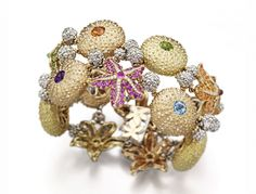 SUZANNE SYZ Naturally Collection Bracelet (=)