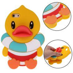 iPhone 5, 5s baby duck silicone Cover, hoesje, case  1) Beschermhoes voor iPhone 5, 5s  2) Gemaakt van Silicone  3) Beschemt uw iPhone tegen krassen en stoten  4) Ultra dun en licht van gewicht  €14.50 http://www.myicover.nl/products/727-iPhone-5-5s-baby-duck-Silicone-Cover-hoesje-case/