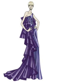 Atelier Versace Fall 2008, Coming Soon to a Red Carpet Near You Photo 2