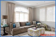 Beim Wohnzimmer Einrichten Muss Man Die Farbpalette Beachten. Neutrale  Farben Können Eine Einheitliche Kulisse Für Moderne Möbel Und Dekorationen  Bieten Und