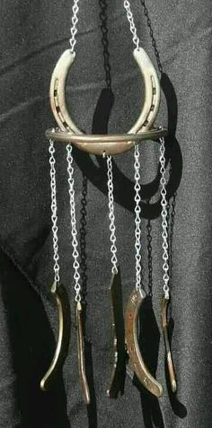 Wind chime for the ranch...~ ღ Skuwandi