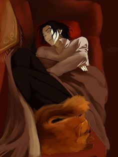 Tags: Anime, Fanart, Harry Potter, Severus Snape, Arriku