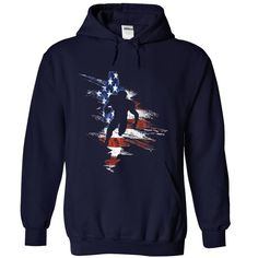 FOOTBALL T-SHIRT AND HOODIE