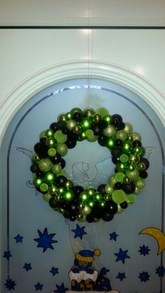 Türkranz grün