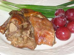 Serbian Roast Leg of Lamb: Serbian Easter Lamb