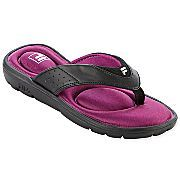 nike (gel sole) flip flops