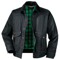 Filson® Belltown Waxed Denim Jacket $350