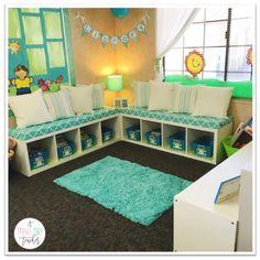 Classroom Library Makeover | A Teeny Tiny Teacher | Bloglovin'