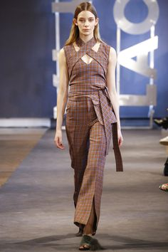 See the complete Each x Other Fall 2017 Ready-to-Wear collection.