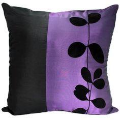 "Black and Purple Vine 18""x18"" Decorative Silk Throw Pillow Cover That's Perfect!,http://www.amazon.com/dp/B005Z8O0ZI/ref=cm_sw_r_pi_dp_Bw-vtb17CNPWQPRG"