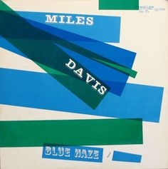 Tom Hannan cover, Miles Davis 1956