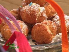 Castagnole fritte di Carnevale al profumo di limone | Il Verde In Tavola