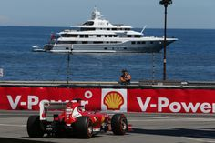 Fernand Alonso / Ferrari at Monaco 2013