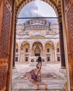 Fashion and Lifestyle Places To Travel, Places To Go, Istanbul Travel, Visit Istanbul, Hagia Sophia, Turkey Travel, Beautiful Places To Visit, Wanderlust Travel, Dream Vacations