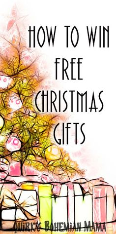 We're Going to Win Free Christmas Gifts. Ok? OK! {Amazon Giveaways}