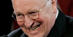 In case you weren't already terrified, Dick Cheney -- perhaps the most reviled Vice President in American history -- is now one of Trump's key partners.