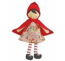 Alimrose Red Riding Hood Doll