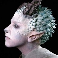 Special FX Monster Makeup by Cinema Makeup School Aspect reference Makeup Fx, Movie Makeup, Faun Makeup, Bird Makeup, Cinema Makeup School, Theater Makeup, Prosthetic Makeup, Monster Makeup, Fantasy Make Up