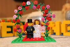 LEGO Wedding