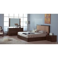 Atlas Upholstered Platform Storage Bed - Fabric $1198.00